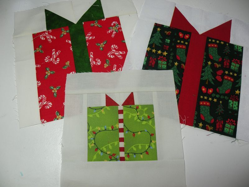 Christmas Present Quilt Pattern Free