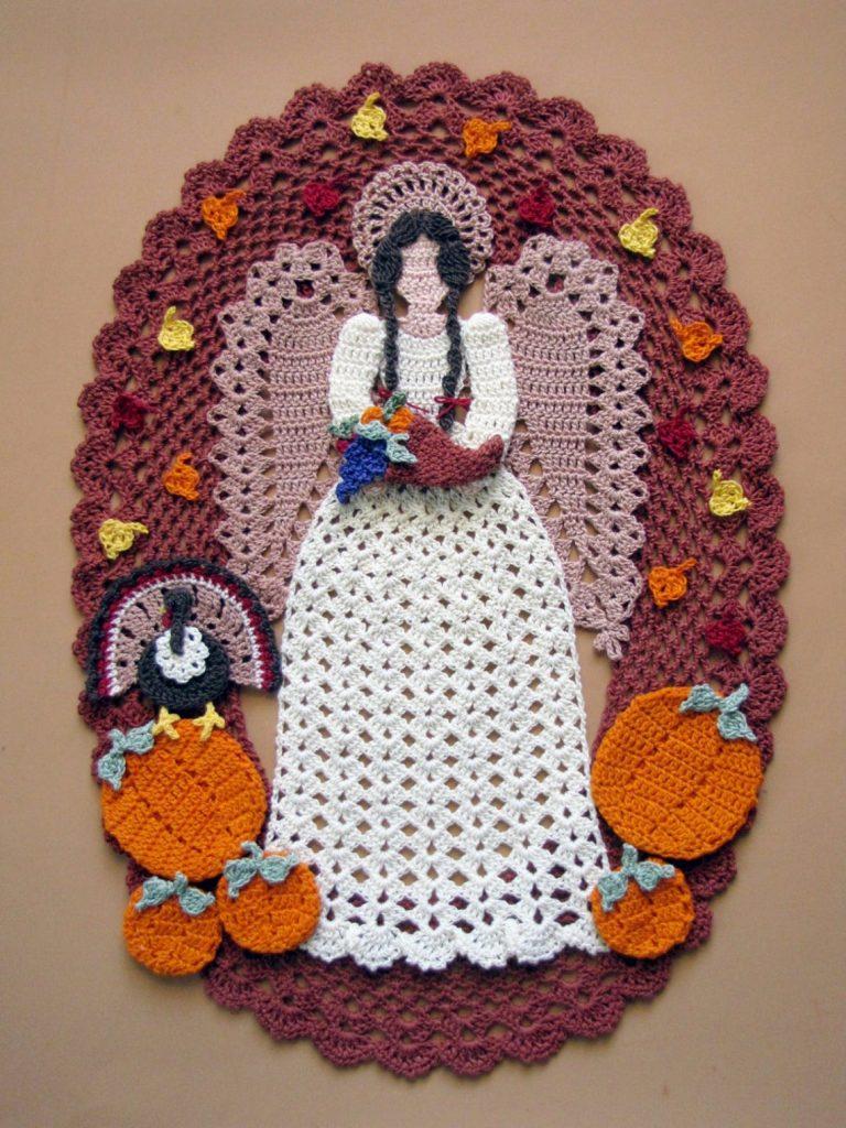 Free Crochet Angel Pattern