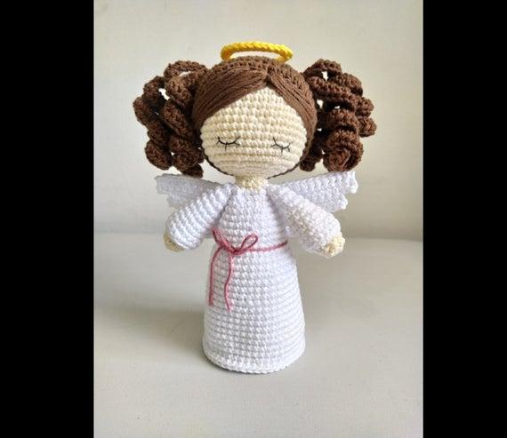 Free Crochet Angel Doll Pattern