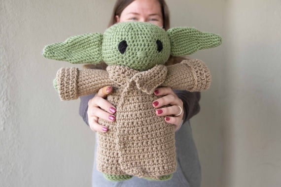 The Child Crochet Pattern