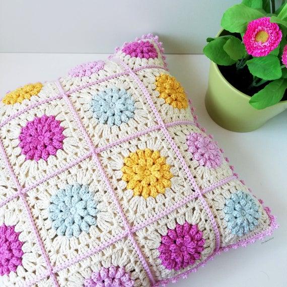Mandala Flower Crochet Pattern