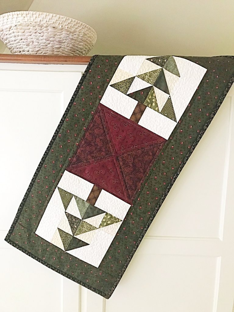 Scrappy Christmas Quilt Pattern