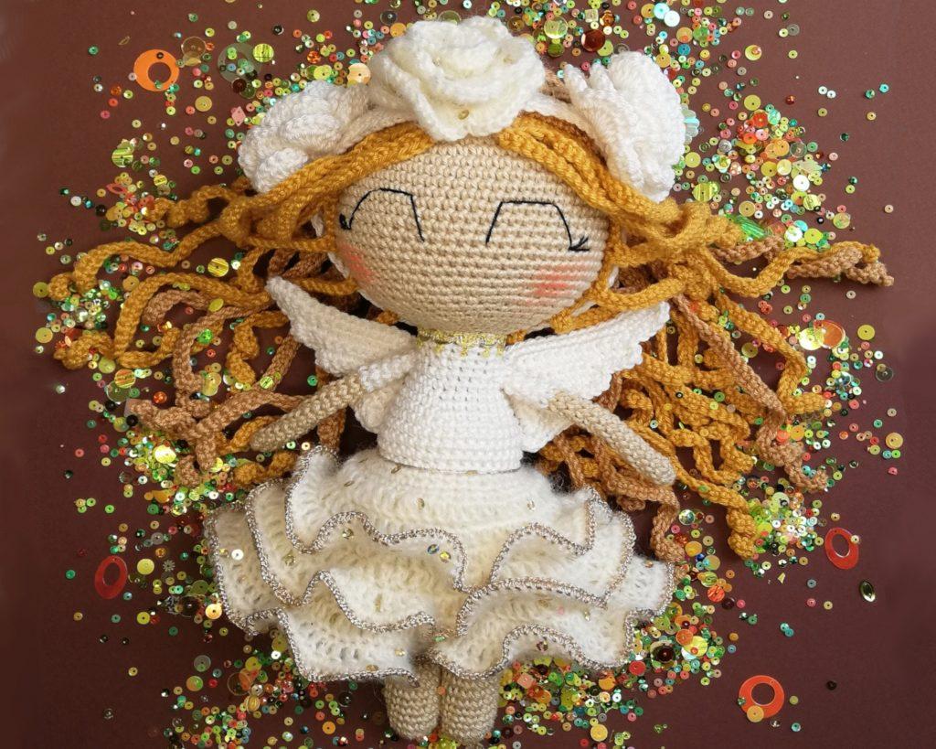 Crochet Guardian Angel Pattern
